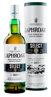 Laphroaig Scotch Single Malt Select 750ml